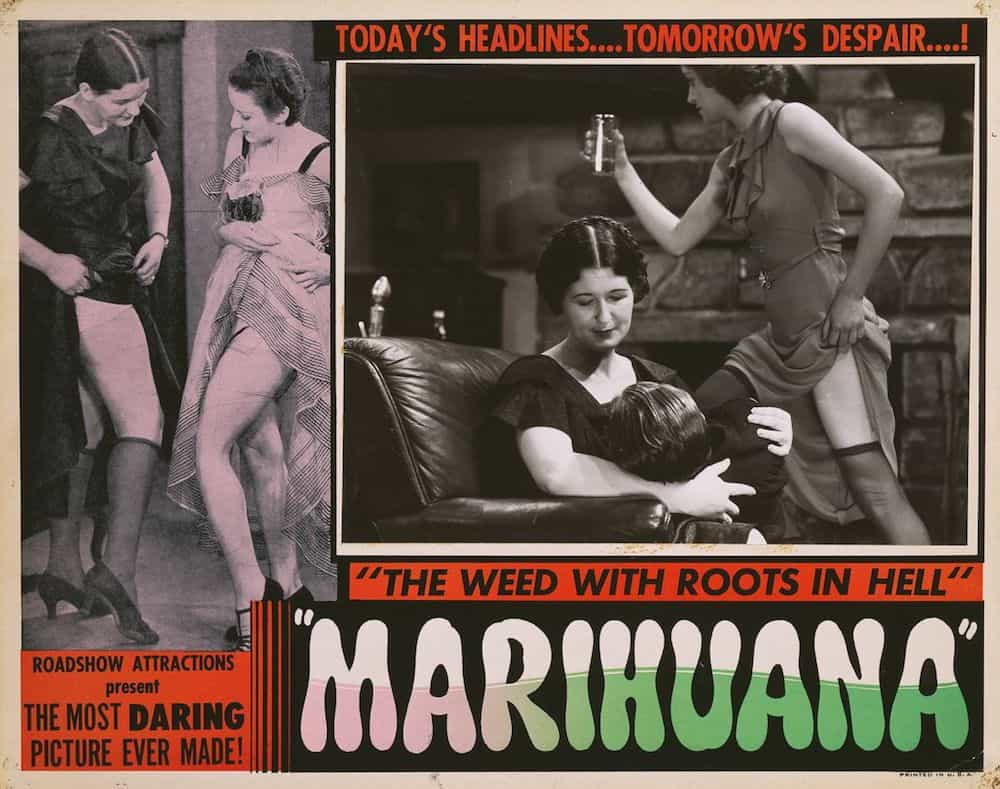 Satanic Music, Minorities and Sex: The Early Days of Cannabis Prohibition