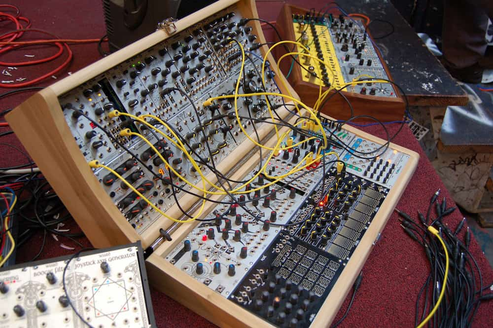 Why Modular Synthesizers Are The Best (and Worst) Instruments to Play Stoned