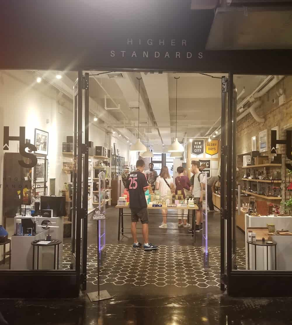 New York City's Higher Standards Elevates the Head Shop Experience
