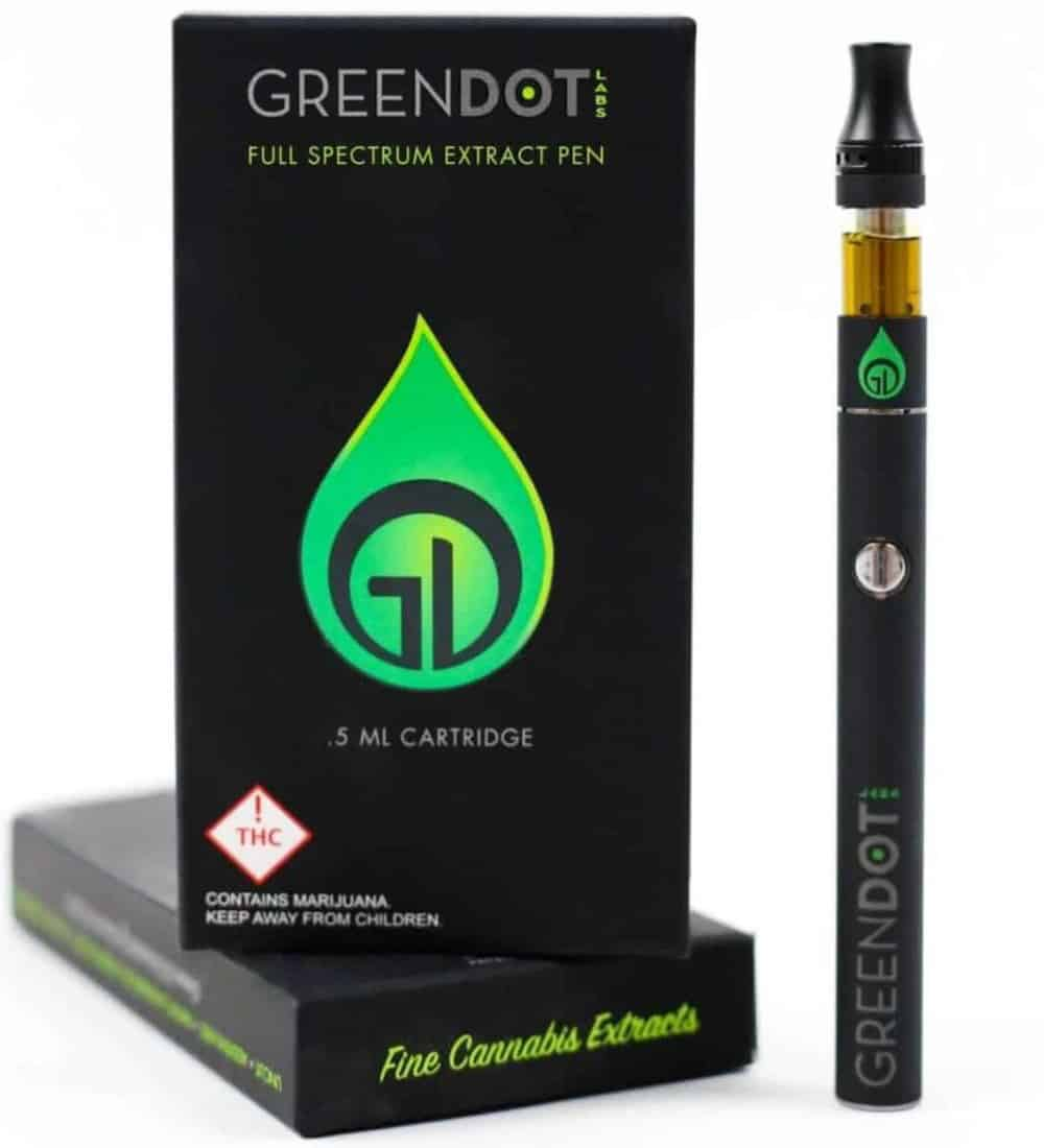 Best THC Cartridges of 2018